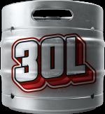 Cervejaria Providência Barril 30 Litros